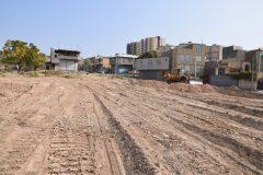 خیابان ۱۸ متری دسترسی گللر از سمت میدان مادر مسیرگشایی شد