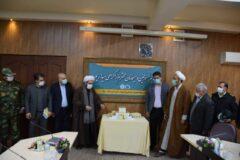 رونمایی از کتاب «بر بال ملائک» به همت شهرداری و شورای اسلامی شهر مراغه