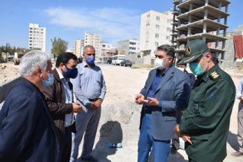 اجرای پروژه بلوار سردار سلیمانی نشانه وجود مدیریت کارآمد و توانمند در مجموعه مدیریت شهری مراغه است