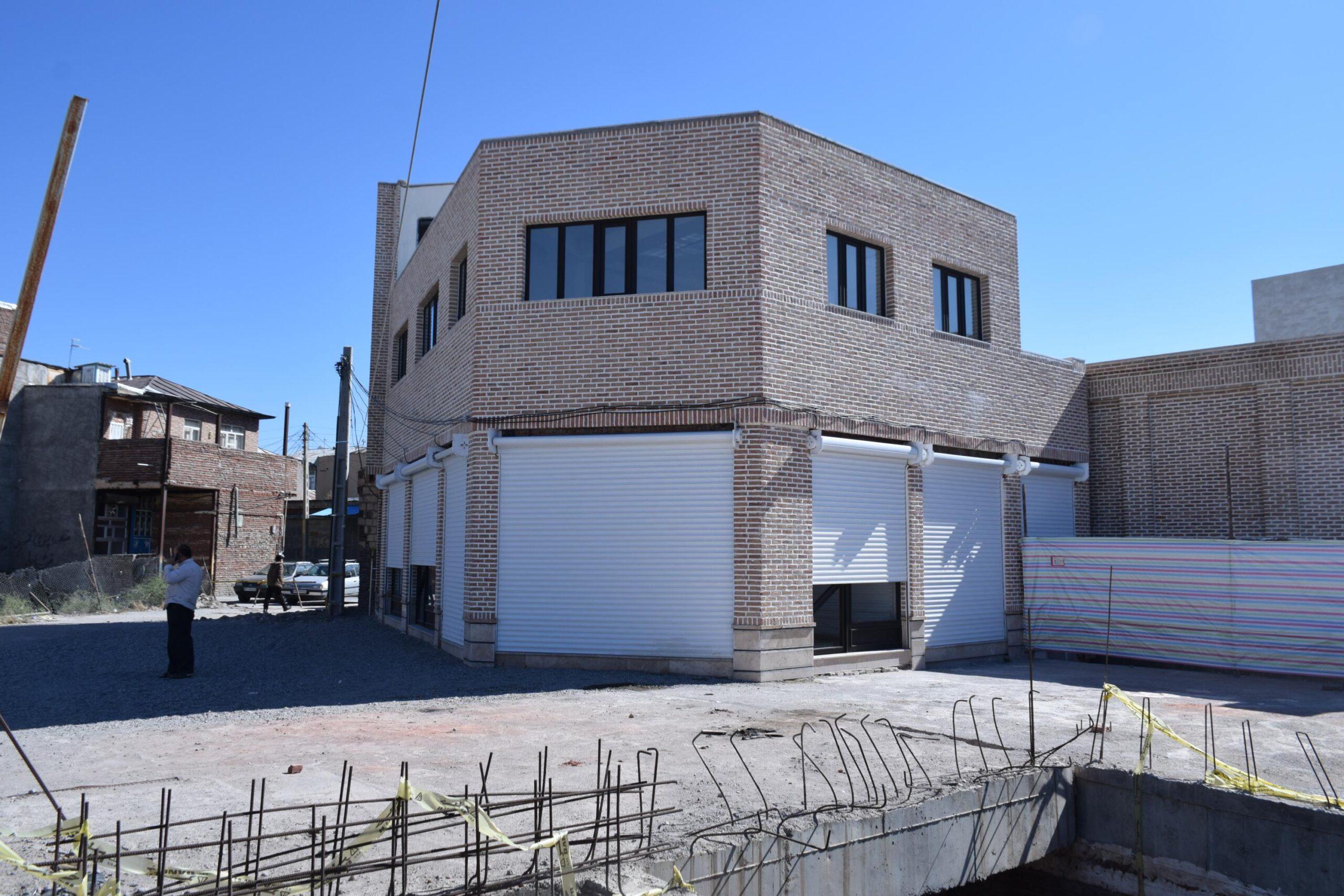 واحد های تجاری مسجد سفید