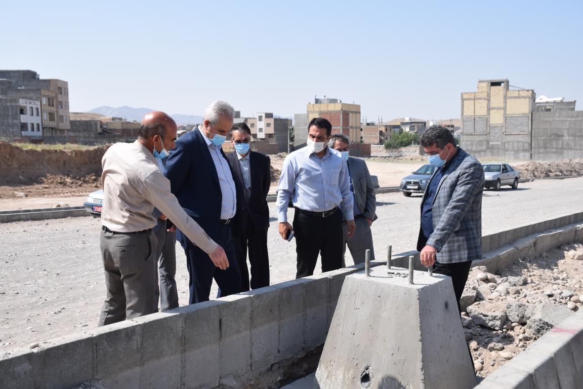 مشکل روشنایی در مسیرگشاییهای جدید شهرداری مراغه بزودی رفع میشود