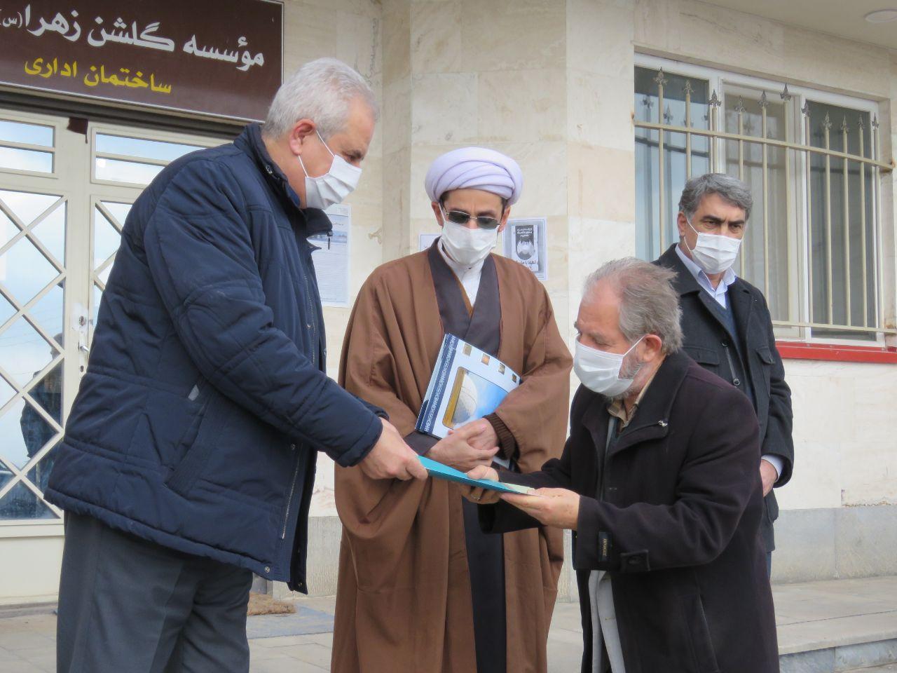 فعالیت جهادی مجموعه مدیریت شهری در آرامستان گلشن زهرای مراغه در این روزهای کرونایی قابل تقدیر است