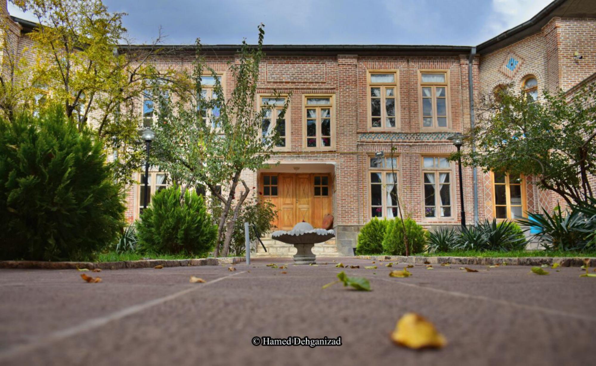 مرمت و بهسازی خانه تاریخی خیابانی