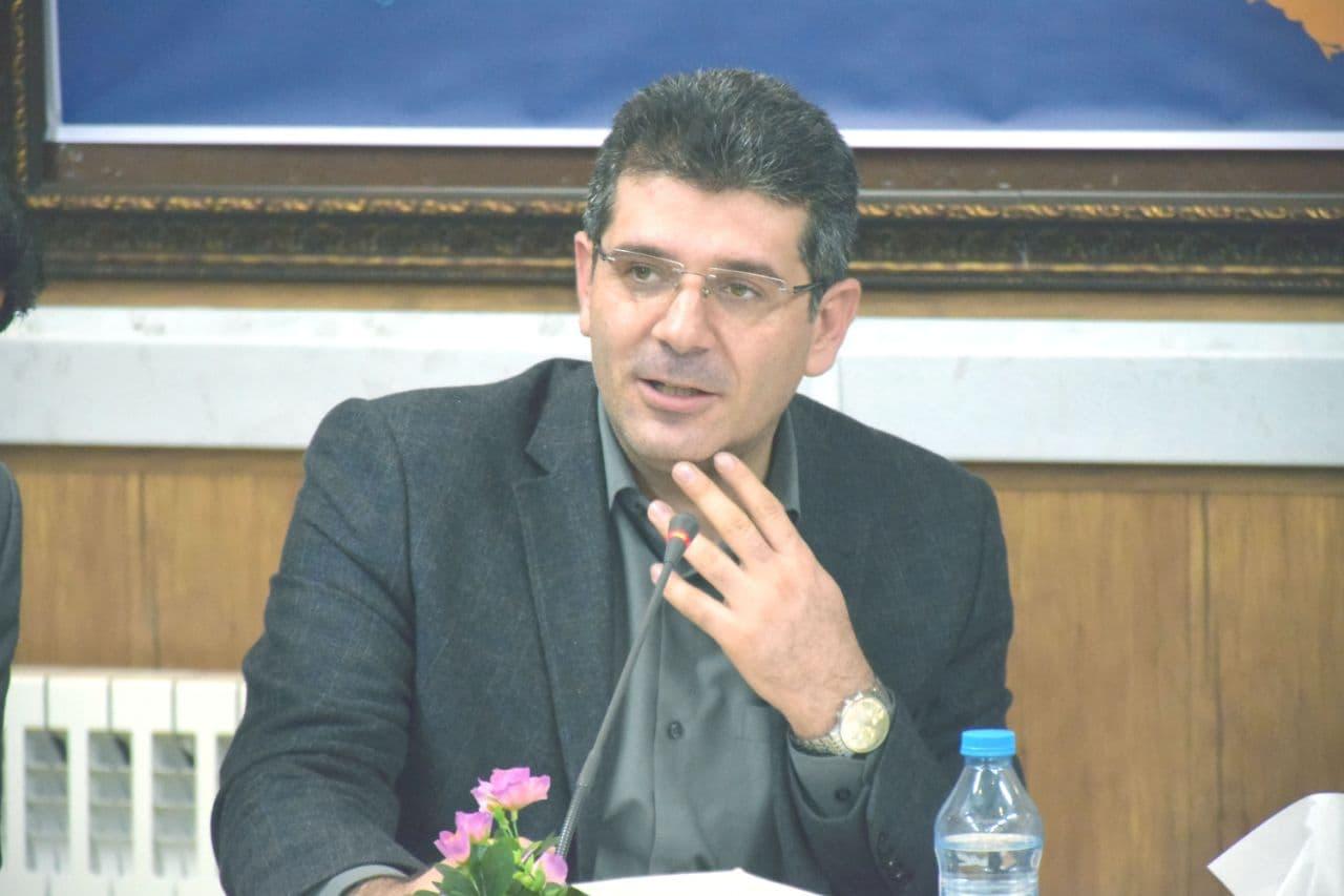دکتر شهرام مروتی  به عنوان سرپرست شهرداری مراغه معرفی شد